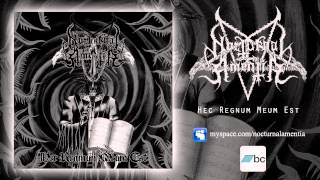 Nocturnal Amentia - Exstinctori Lucis (New Song 2012) [HQ]