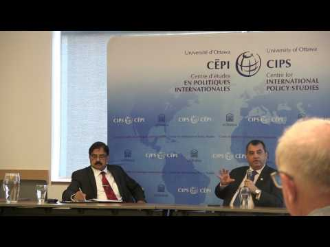 CIPS Welcomes Mr. Saber Chowdhury, President of the Inter-Parliamentary Union