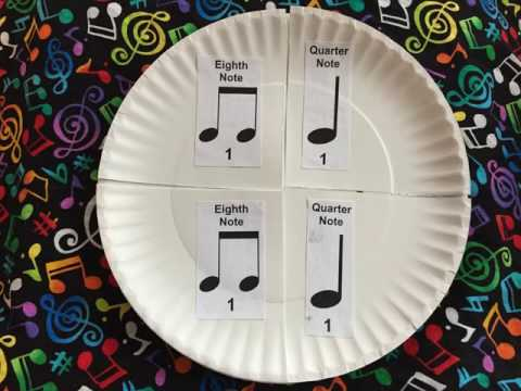 Notes on Plate Music Activity & Music Note Paper Plates u2013 Search and Download Music