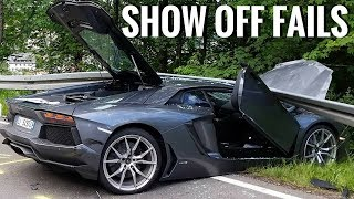 Ultimate Show Off Fails (New Video Clips)