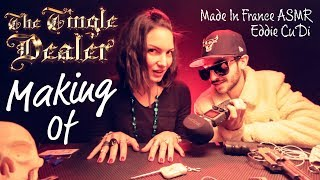 On prépare un 🔮ROLEPLAY💰avec Made In France ASMR 🎬MAKING OF - ft. Eddie CuDi