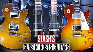 Slash's Live Guns N' Roses' Guitars