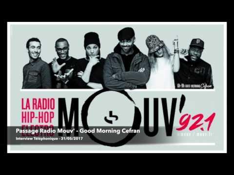 "Penn Skort - Passage Radio ""Mouv"" (Good Morning Cefran)"