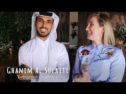 Mama Baba Ganoush presents : Food Hero Ghanim Al Sulaiti