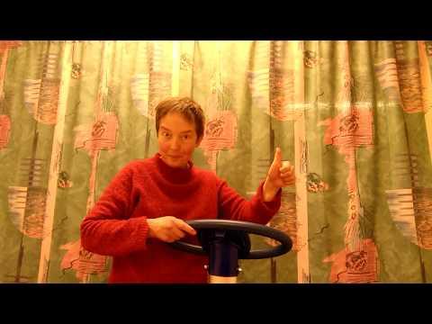 Vibrationsträning som stumfilm version 1