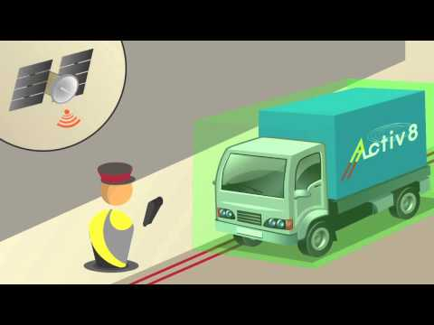 Activ8 Virtual Parking Solutions | Courier