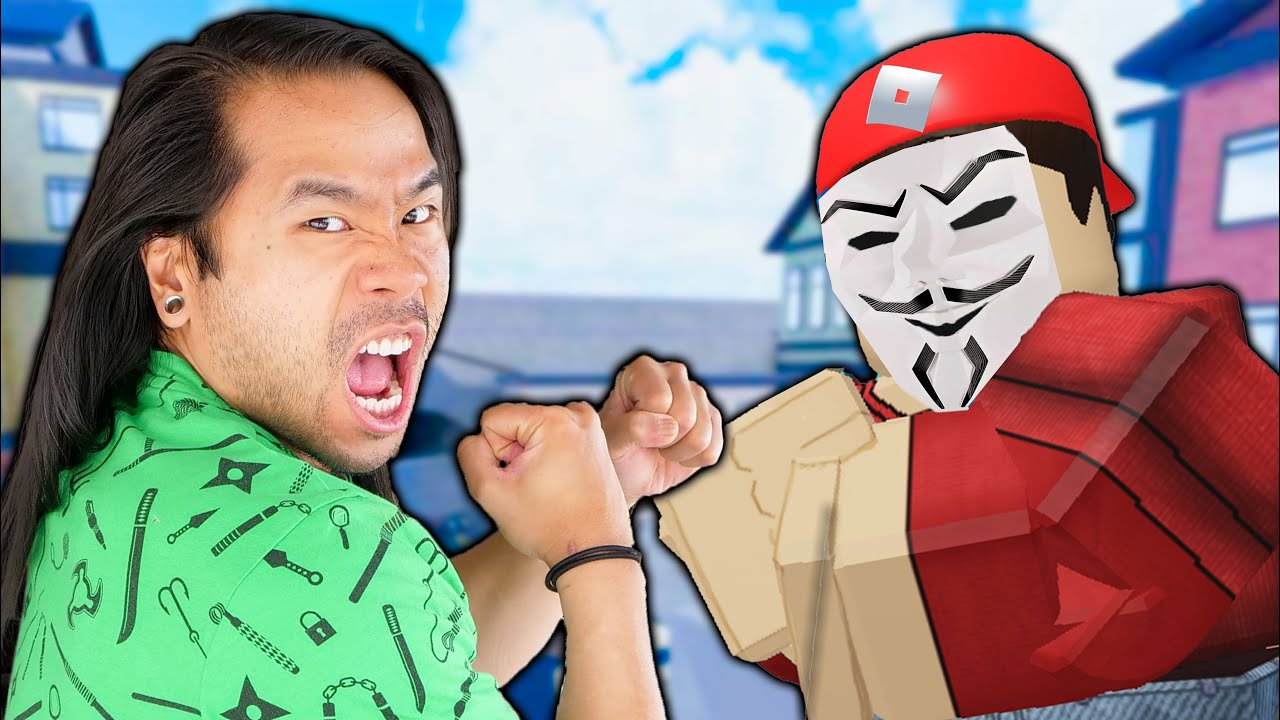DEFEATING HACKERS IN ROBLOX ARSENAL