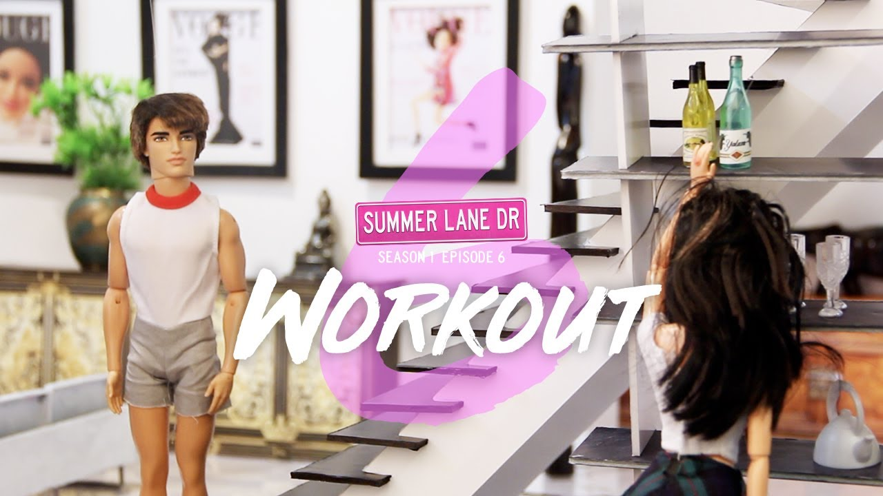 "SUMMER LANE DRIVE - S1 (Ep 6) ""Workout"""