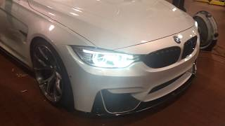 DINAN BMW M4cv & M3 F80 F 82 Exhaust! Full Dinan On Th M4