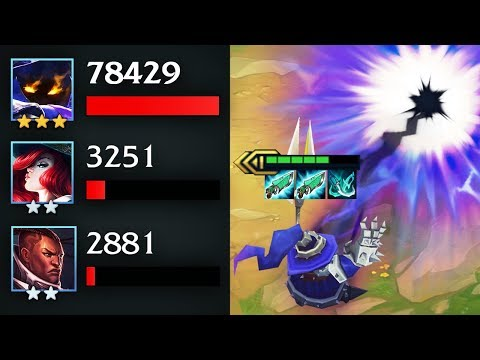 NUCLEAR VEIGAR | TFT Epic & Funny Moments #11 (Teamfight Tactics)