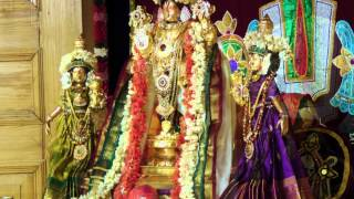 "Sanskrit Awakening Hymn on Sriman Narayana ( Kshetra Guruvayur) - ""Sri Guruvayurappan Suprabhatham"""