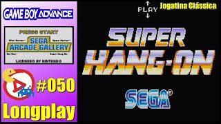 GBA Longplay Sega Arcade Gallery: Super Hang On