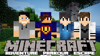 Minecraft :There Is No Learning Curve II - Nie Umiem W Logikę [4/x] w/ GamerSpace, Happy, Tomek90