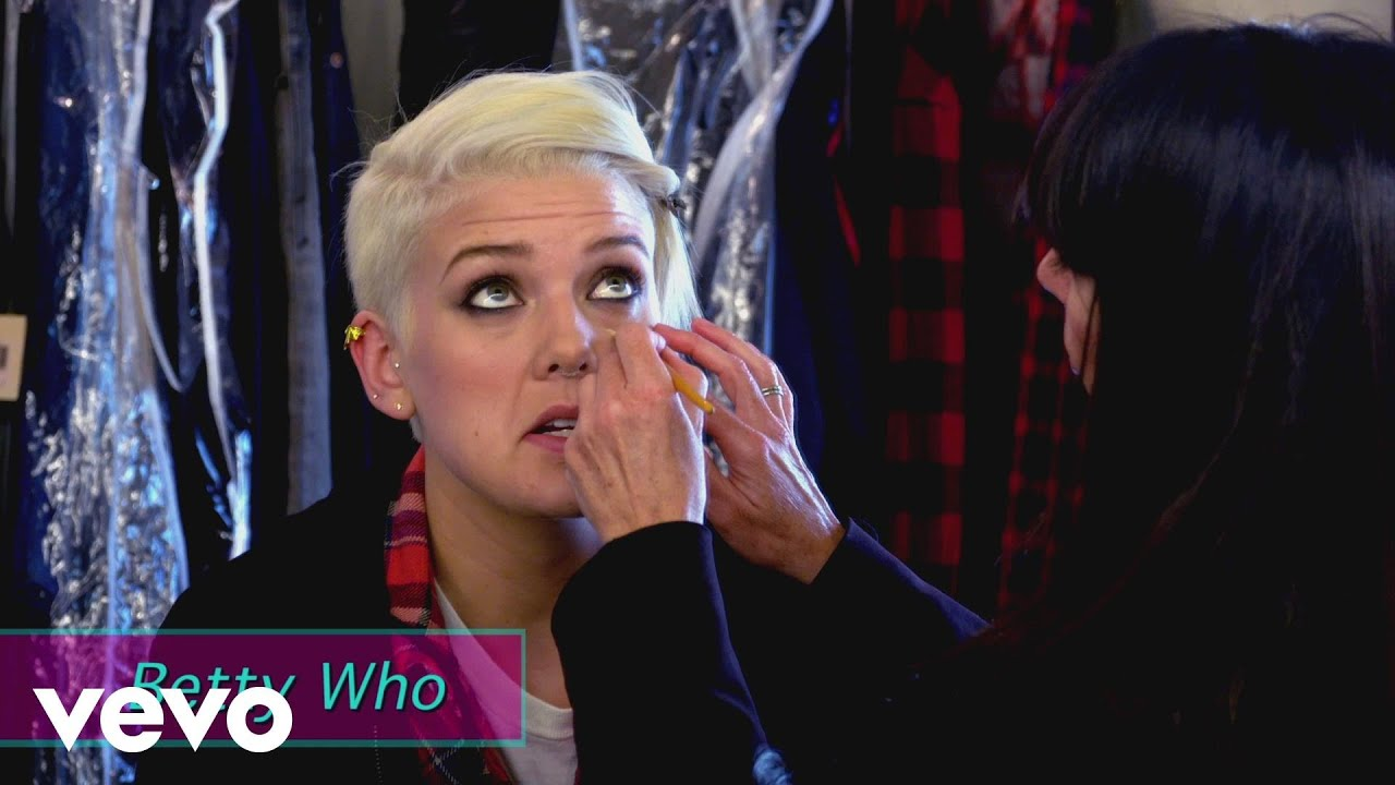 Betty Who - All Of You Behind The Scenes - Youtube-7555