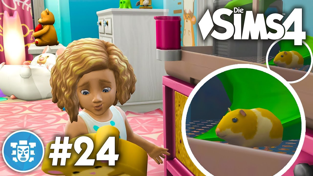 Hamster Kinderzimmer Fur Lea Let S Play Die Sims 4 Dschungel