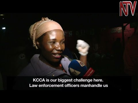 At Home on the Streets: The woes of Kampala's night traders