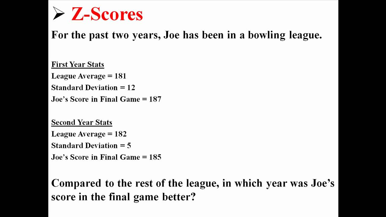 Z-Scores (with worksheets, videos, games & activities) Pertaining To Z Score Practice Worksheet