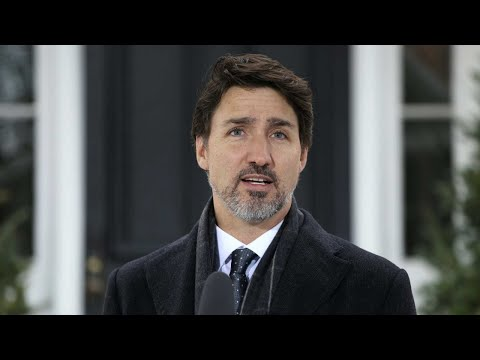 WATCH: Prime Minister Of Canada Justin Trudeau Addresses The Public On Coronavirus