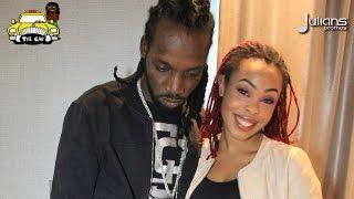 Starlisa w. Mavado Interview (Caribbean American Buzz E.12) 2014