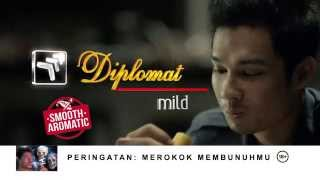 Diplomat Mild: More Passion Richer Taste