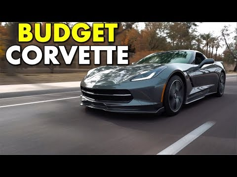 BUYING A CORVETTE AT 22 ON A BUDGET 