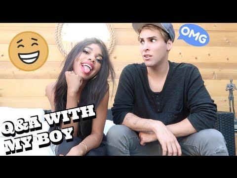 Q&A WITH MY BOYFRIEND!!