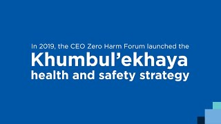 CEO video — National Day of Health and Safety in Mining 2020 [thumbnail]