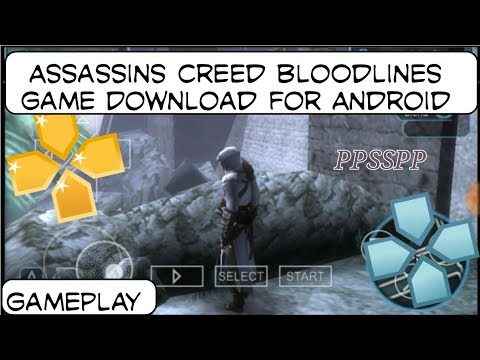 Assassins Creed Bloodlines Game Download For Android Gameplay