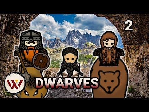 Merciless Melee Dwarves #2 - Rollin' Like a Dwarf - Rimworld