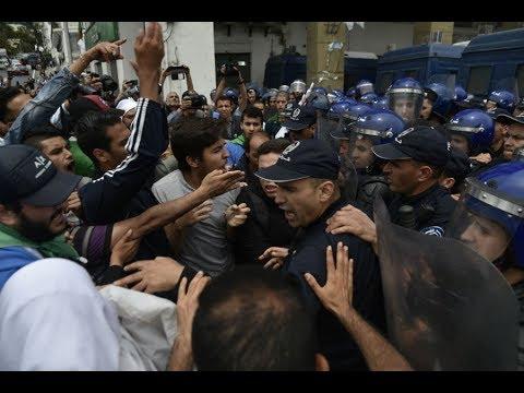 منظمة العفو الدولية قلقة من -مناخ القمع والتضييق- في الجزائر  - نشر قبل 6 ساعة