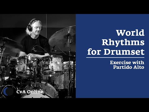 Latin Rhytms on Drums: Learn the Basics of Partido Alto (tip)