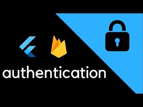 Flutter - Authentication