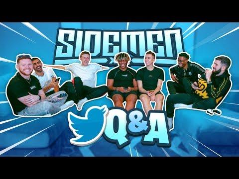 WHO'S THE RICHEST SIDEMAN? - SIDEMEN Q&A
