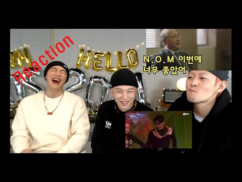 "I can't wait- N.O.M ""M COUNT DOWN COME BACK STAGE"" [Reaction]English subtitles"