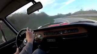 Lancia Fulvia 1600 HF - Speed TEST Drive