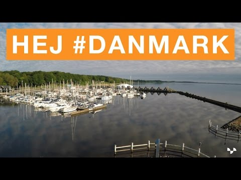 HEJ DANMARK - Skive and Fur island | Sightseeing tour with drone