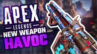 Apex Legends New Gun Havoc (Energy Ammo AR)