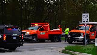05-19-2020 Sanford, MI - Sanford, Freeland, and Midland Emergency Flood Evacuations