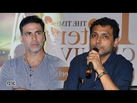 Neeraj Pandey's UNBELIEVABLE Comment On Akshay Kumar