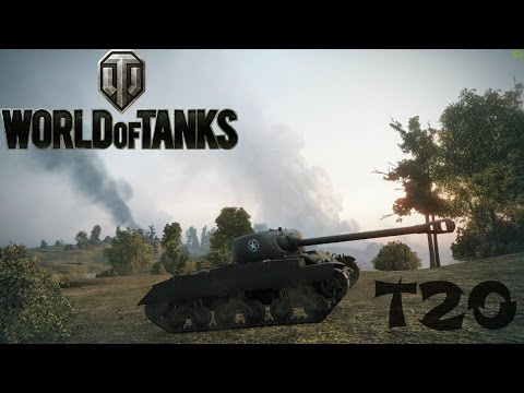 T20 Review & Guide + Ace Tanker - World of Tanks