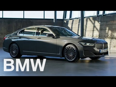 The new BMW 7 Series. Experience the extraordinary exterior.