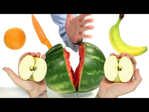 4 Magic Tricks With Fruit