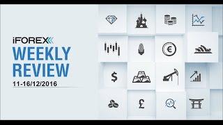 iFOREX Weekly Review 11-16/12/2016: US Dollar, Chinese Yuan and Japanese Yen.