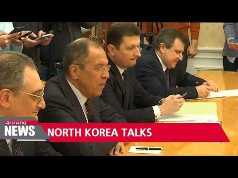 South Korea, U.S., Japan security advisors meet as preparations for North Korea summits step up