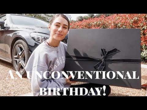 AN UNCONVENTIONAL WHAT I GOT FOR MY BIRTHDAY | Lydia Elise Millen