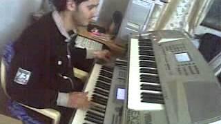 عزف اورغ سوري - زياد سلامة