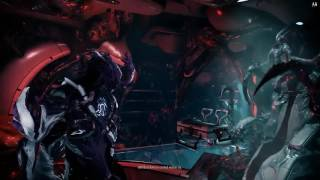 Warframe (Story) - Infested Oribiter Room Unlocked (Dialogue)