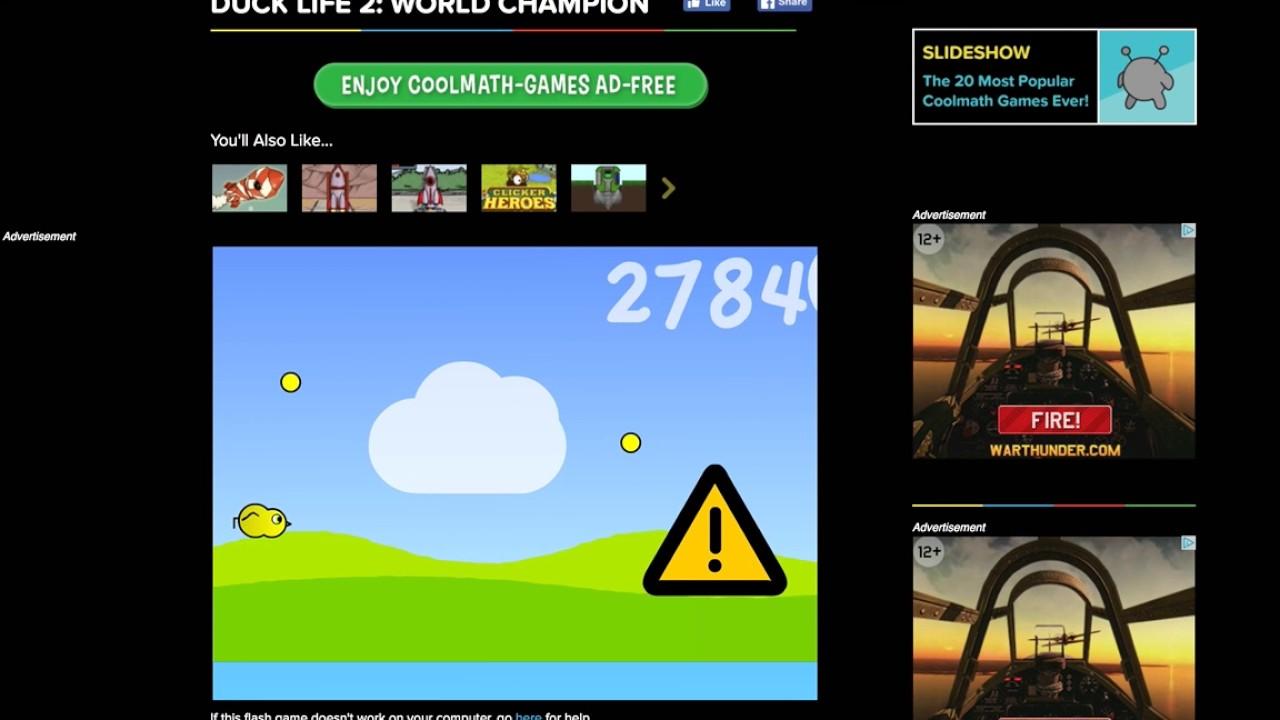 Cool Math Games Duck Life 2 Gameswalls Org