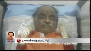 Union Minister Union Minister Ananth Kumar dies in Bengaluru  dies in Bengaluru