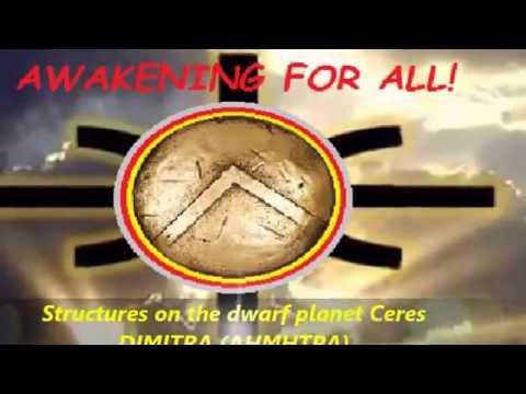 Ceres dwarf planet anomalies